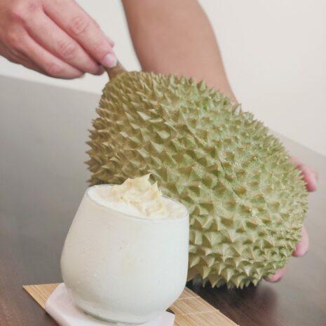 Durian Milkshake 6