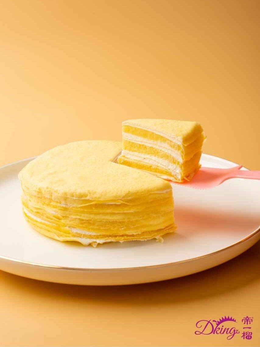 Musang King Mille Crepe Cake